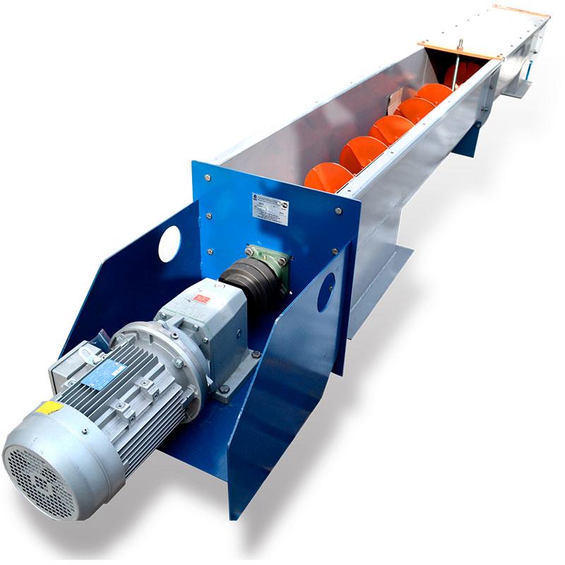 Винтовой конвейер бкш 250 конвейеры механизмы